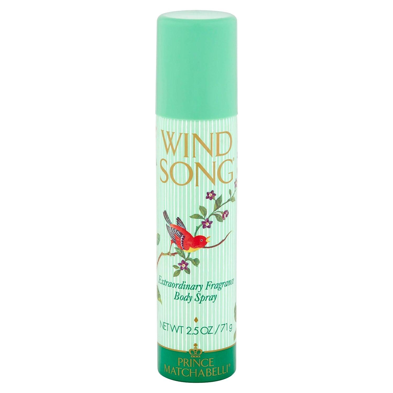 Parfums De Coeur Ltd 6693 Body Spray Wind Song