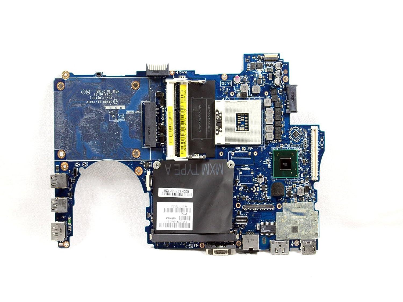 Amazon com: RM0C3 - Dell Precision M4700 Laptop Motherboard