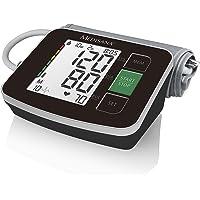 Medisana BU 516 Oberarm-Blutdruckmessgerät, Blutdruckmesser mit Arrhythmie-Anzeige und WHO Ampel-Farbskala, für eine präzise Blutdruckmessung 51166