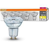 OSRAM Lamps LED Reflector Bulb GU10, Warm White