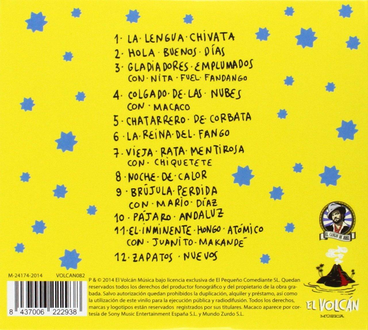 La Lengua Chivata: El Canijo De Jerez: Amazon.es: Música