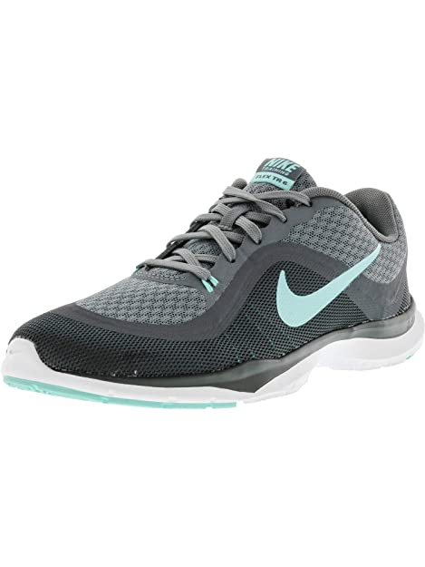 8de35ac6b8488 Nike Women s WMNS Flex Trainer 6 Fitness Shoes  Amazon.co.uk  Shoes   Bags