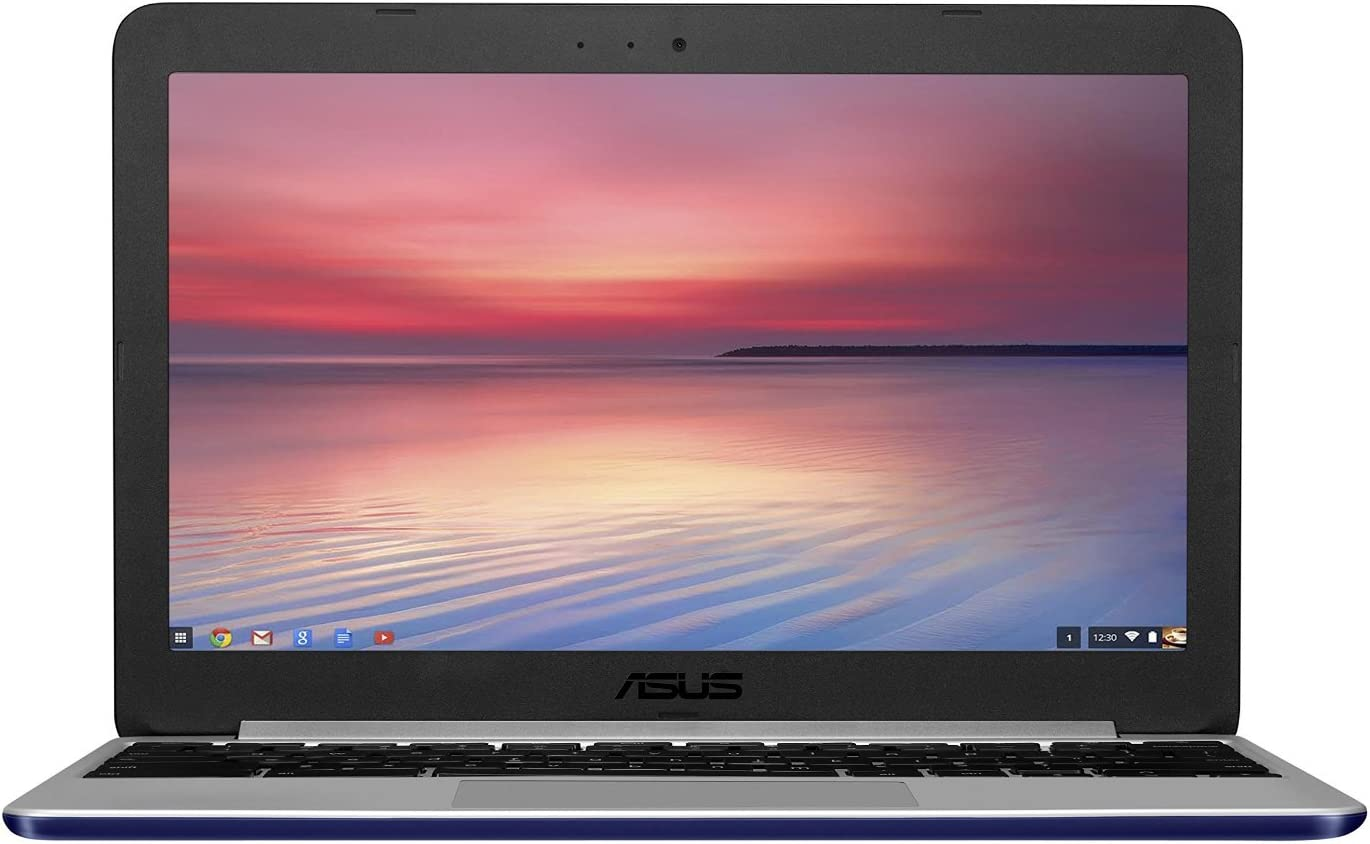 ASUS C201PA-DS02 11.6-Inch Laptop (Navy Blue)