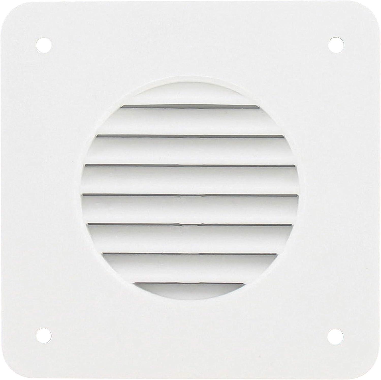 VALTERRA BATTERY BOX VENT WHITE A103300 CAMPER RV TRAILER BOAT