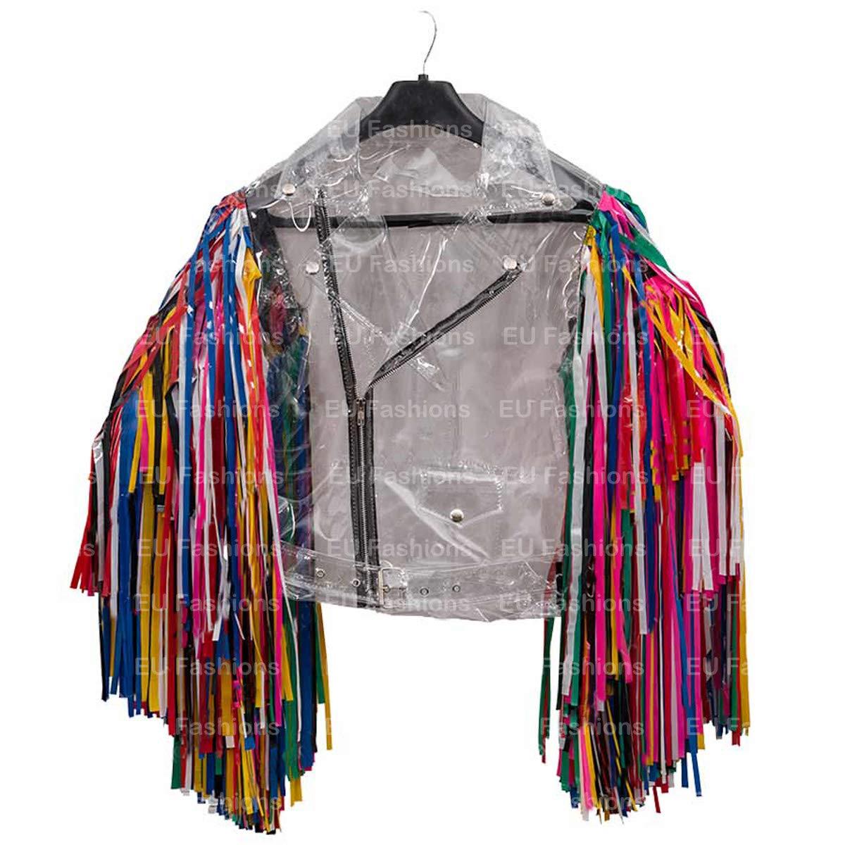 EU Fashions Birds of Prey Harley Quinn Chamarra: Amazon.es ...