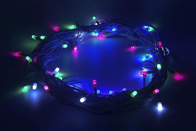Lexton Remote-Led-25 RGB LED Light (Multicolour)