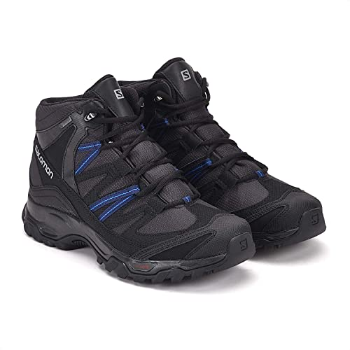 69393bcf489 Salomon Men s Mudstone Mid 2 Waterproof Hiking Shoes  Buy Online at Low  Prices in India - Amazon.in