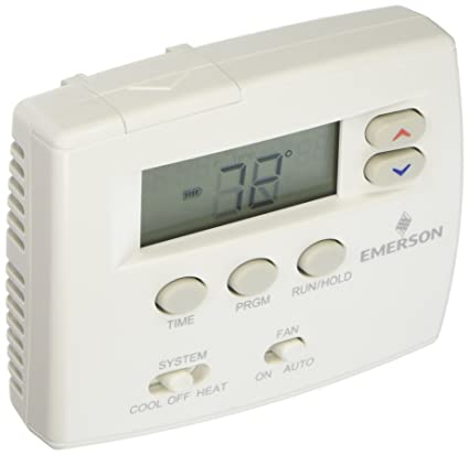 Buy Emerson 1F80 0224 Single Stage 24 Hour Programmable Thermostat Online At Low Prices In India