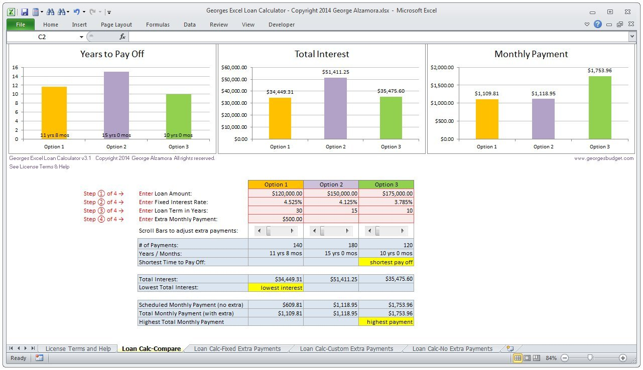heloc payment calculator excel thevillas co