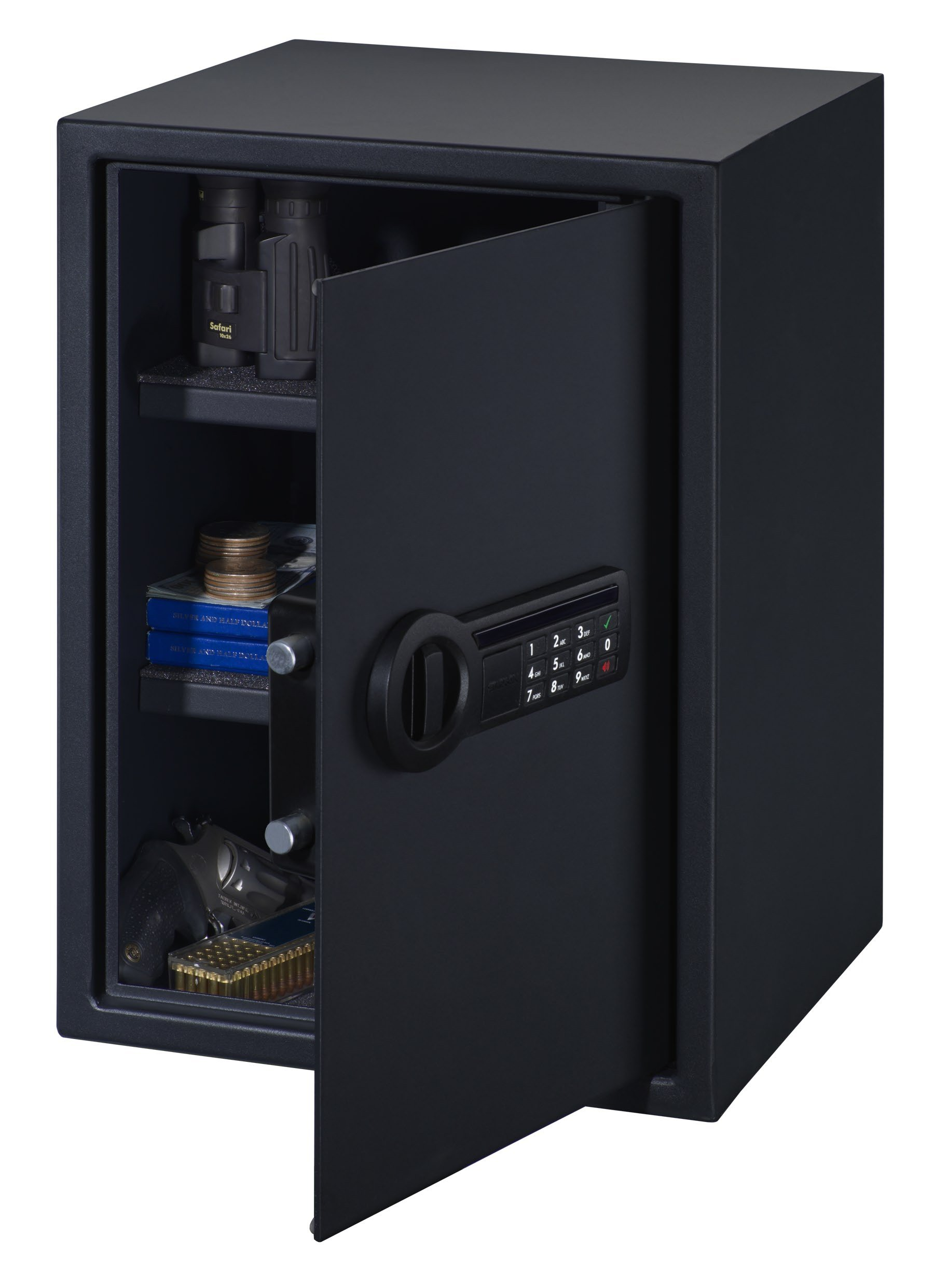 Stack-On PS-1520 Super-Sized Personal Safe with Electronic Lock by Stack-On