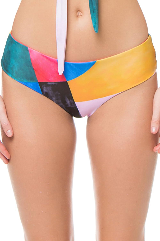 Mara Hoffman Women's Nora Hipster Bikini Bottom Swimsuit S812106320