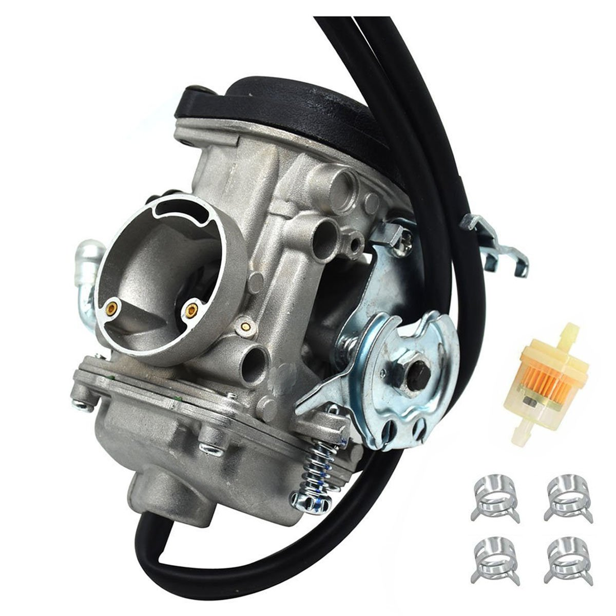 5FY-14301-00-00 Karbay Carburetor For 2001-2017 Trailway Replace TW200 TK250 TW 200 Carb by Karbay