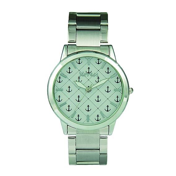 XTRESS Reloj Analógico para Hombre de Cuarzo con Correa en Acero Inoxidable XAA1032-27: Amazon.es: Relojes