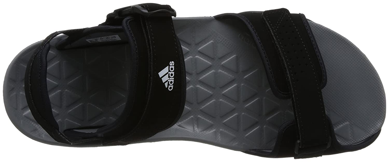 best service 3fcd3 68c30 adidas Herren Cyprex Ultra Sandal II Turnschuhe, SchwarzGrau  Weiß (NegbasGrivis   Ftwbla), 39 13 EU Amazon.de Schuhe  Handtaschen
