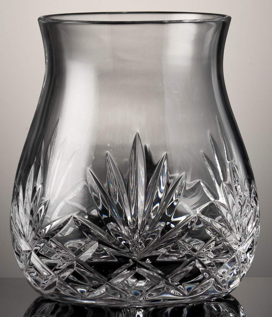 The Glencairn Cut Crystal Canadian Mixer Whisky Tasting Glass