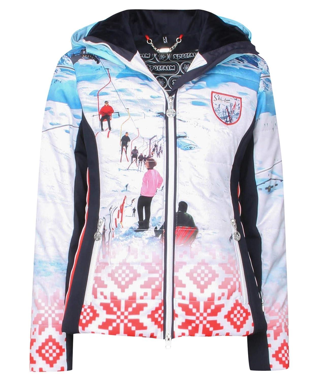 Sportalm Damen Ski-Jacke Chipa Kap