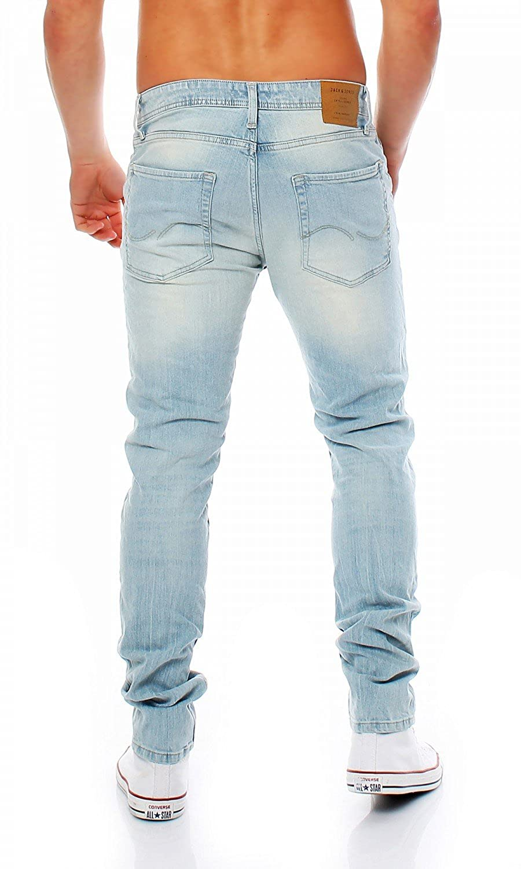 JACK & JONES - BEN ORIGINAL - SC652 - Skinny Fit - Herren Jeans Hose ,  Hosengröße:W31/L34: Amazon.de: Bekleidung