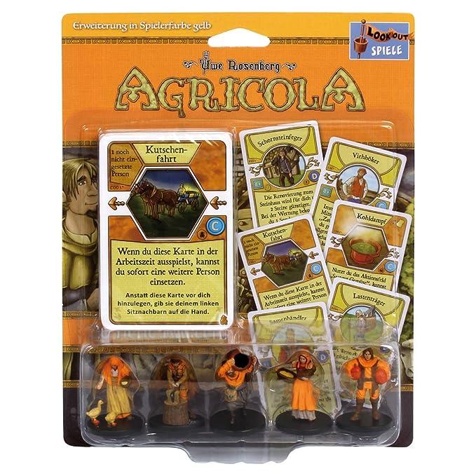 Lookout Games Agricola Minis - Juego de Mesa (Contenido en alemán ...