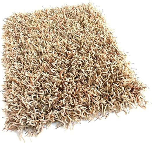 Bling Shag Area Rug Many Size and Colors Available Mimosa, 2 x 3