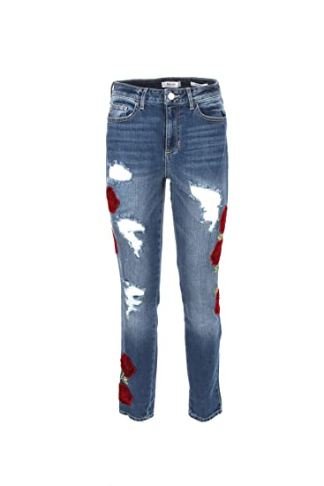 premium selection ecf9c 30cb9 Guess Jeans Donna 26 Denim W83ab4 D2mp0 Autunno Inverno 2018 ...