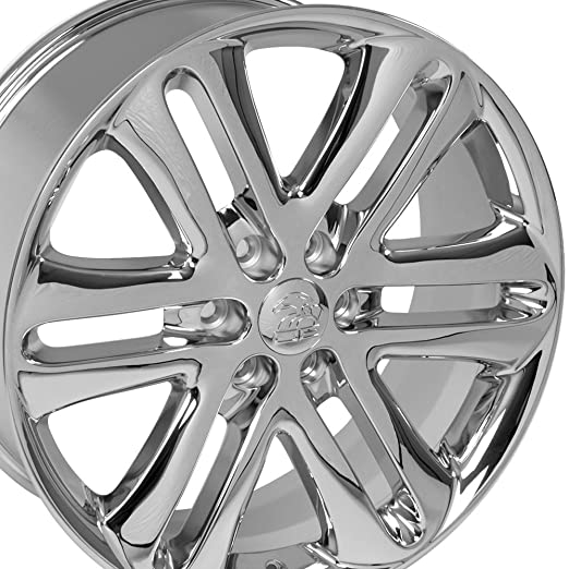 Amazon Com Oe Wheels 22 Inch Fits Ford Expedition F150 Lincoln Mark