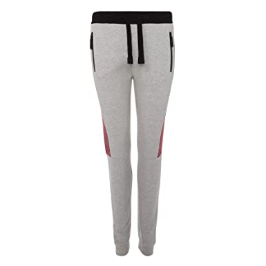 21f775ba4ee Liverpool FC Grey Womens Soccer Marl Tapered Jogger AW 18 19 LFC Official