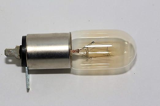 Sharp rlmpta083wrzz microondas lámpara/bombilla de 25 W 240 V/2 x ...