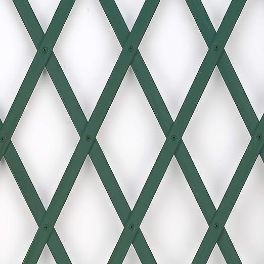 Trepls - Enrejado extensible de PVC: Amazon.es: Jardín