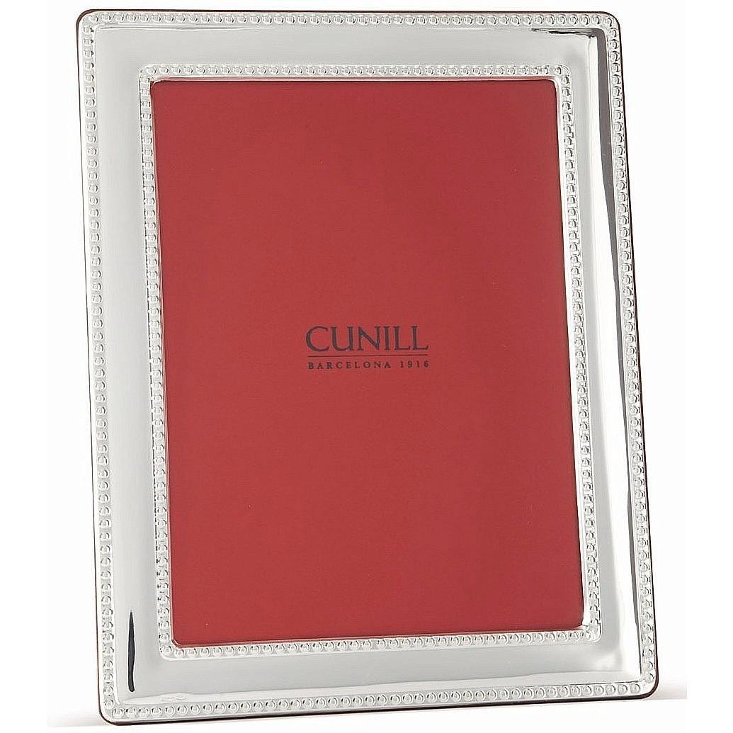 Cunill Barcelona Palacio Pearls Sterling Silver Frame, 4'' x 6''