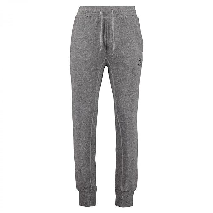 Hummel de algodón Pantalones Hombre Largo - Classic Bee Glen Pants ...