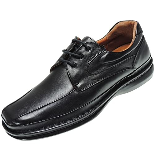 Cactus Zapato Cordones Blucher Comodones Tipo 24 Horas en Tallas Grandes para Hombre: Amazon.es: Zapatos y complementos
