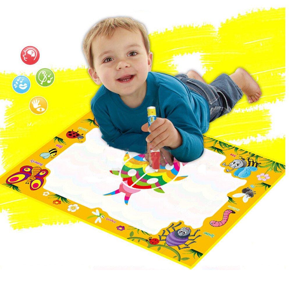 【数量は多】 callm マジック落書きマット 水描き ペイントマット マジックウォーター callm おもちゃ 図面 B,74*49cm 学習 絵画 カラーグラフィティボード おもちゃ 落書きボード 図画 おもちゃ 子供へのギフト B07JZ43G9J B,74*49cm, 中古工具の買取、販売 キラクヤ:a046a925 --- beyonddefeat.com