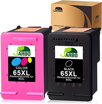 65XL 65 Ink Cartrrdge Combo For HP Deskjet 3755 3758 3752 3732 3730 3722 3721