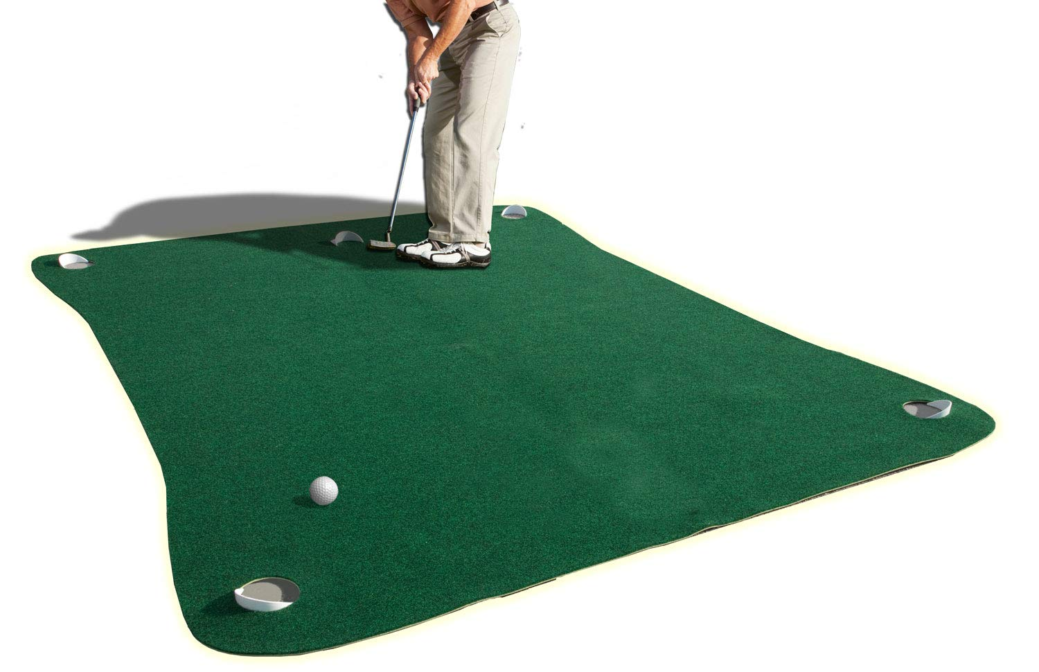Putt-A-Bout Complete Putting System, 6 x 8-Feet