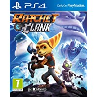 Ratcher Clank Playstation 4 Edition PS4 Oyun