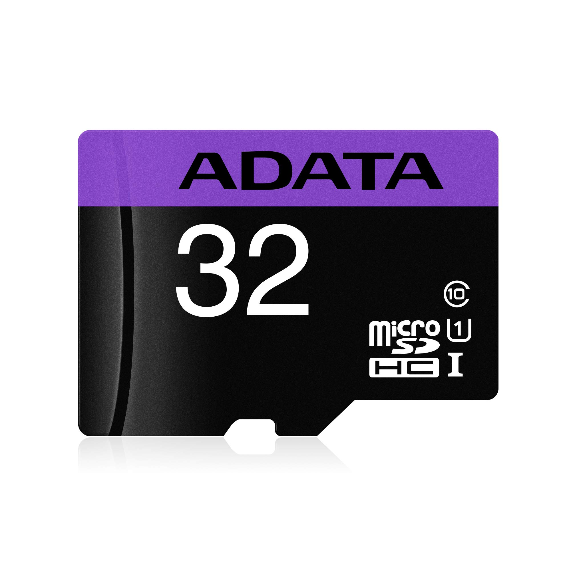 Adata Premier A1 32GB Class 10 UHS-I microSD Card | MicroSDHC/SDXC with Speed up to 100MB/s | V10 Series Memory Card | AUSDH32GUICL10A1-R | Purple (B077T3RRKR) Amazon Price History, Amazon Price Tracker