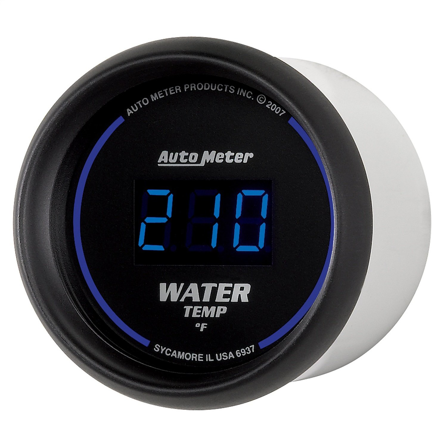 Auto Meter 6937 Cobalt Digital Water Temperature Gauge