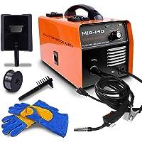 Etosha MIG140 Welder 140Amp Flux Core Wire Gasless Welding Machine