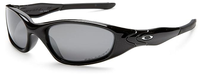 Oakley Minute 2.0 Metallic Negro/Negro iridio - Gafas de sol polarizadas (12-