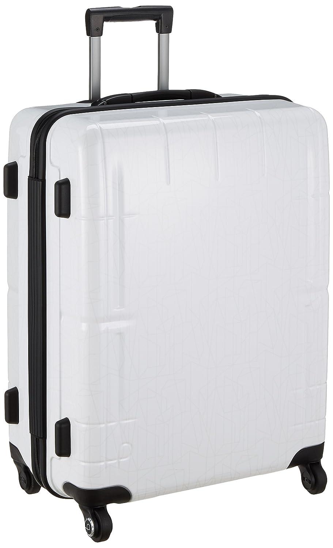 [プロテカ] スーツケース 日本製 スタリアV LTD ストッパー付き保証付 76L 60cm 4.4kg 02864 B079MBM5ZZホワイト