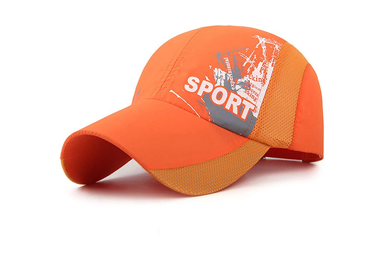 Feisette 2019 Fashion Men Women Cap Summer Quick Drying Mesh Baseball Hats Unisex Outdoor Sport Bones Gorras Hombre