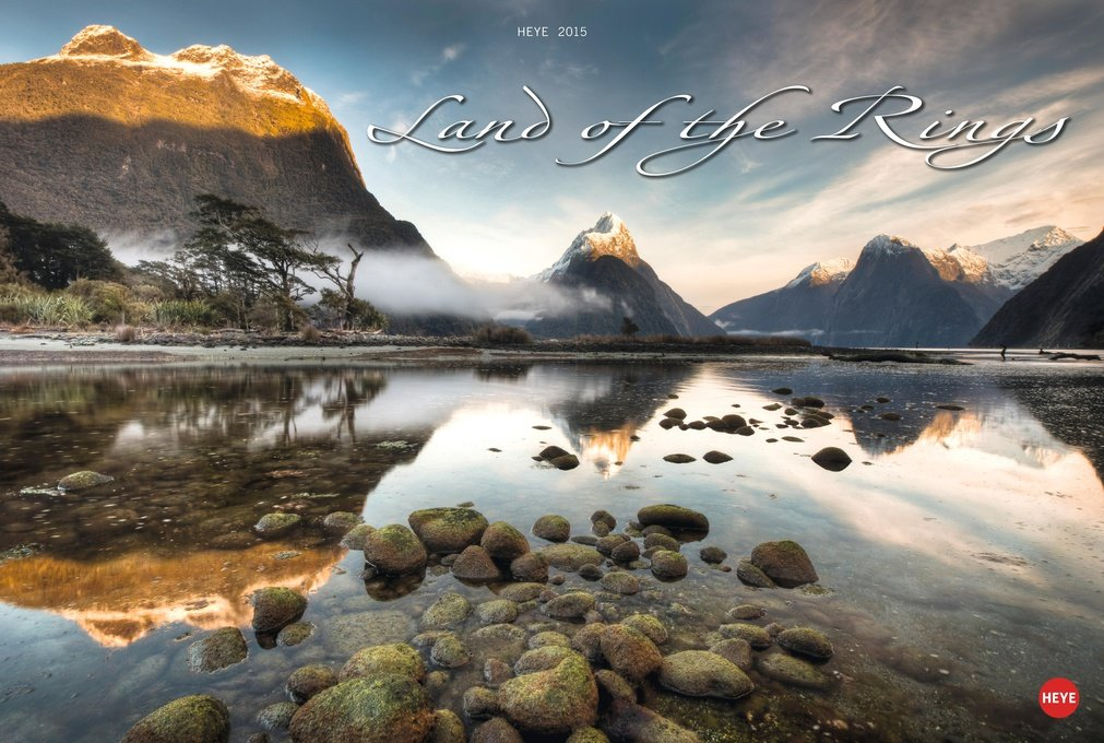 Land of the Rings - Neuseeland 2015