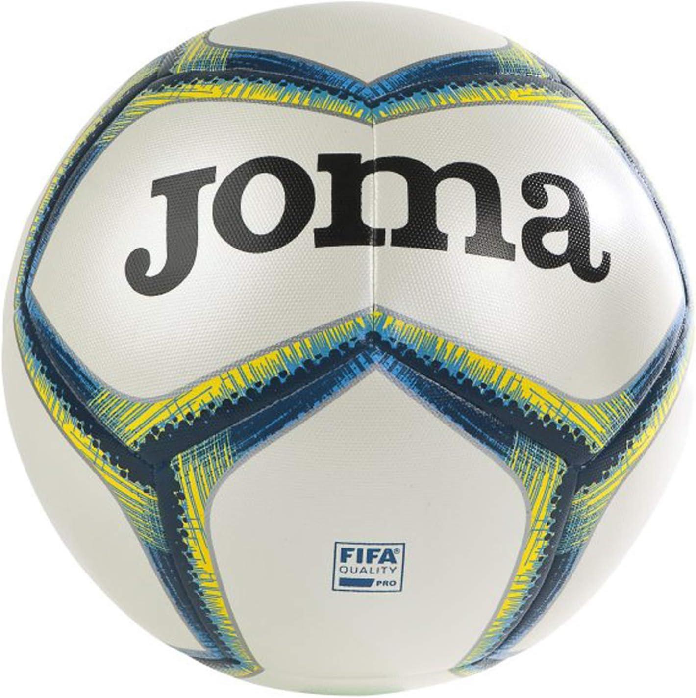 Joma 400311 Balón Juegos Bianco-Verde 12 Piezas Talla 5 Fútbol ...
