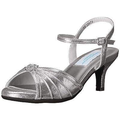 Dyeables Women's Kelsey Dress Sandal | Heeled Sandals