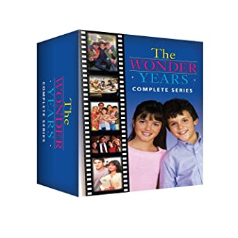 The Wonder Years: Complete Series [DVD]