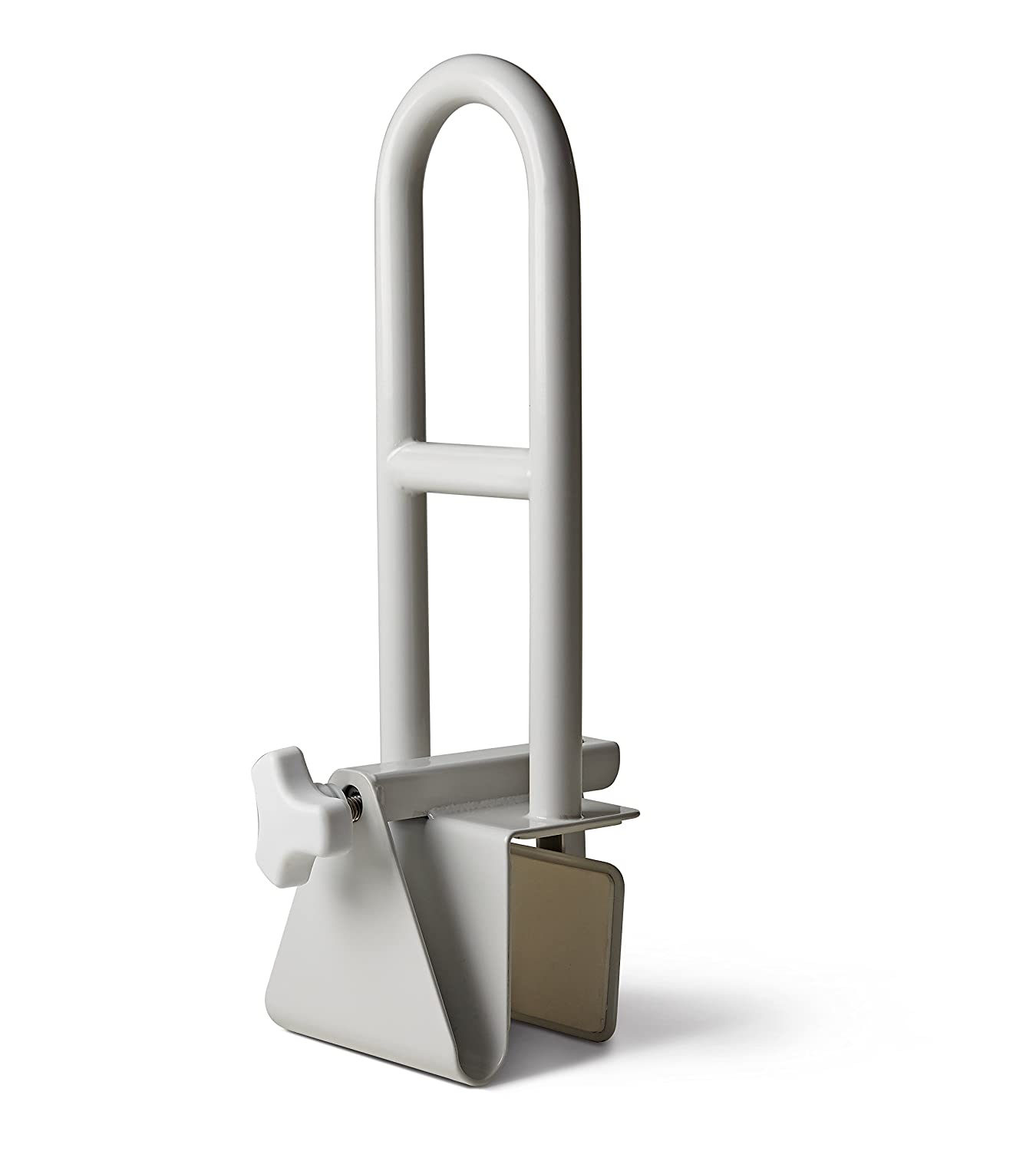 Amazon.com: Medline Bathtub Safety Grab Bar, Handle Clamps on to ...