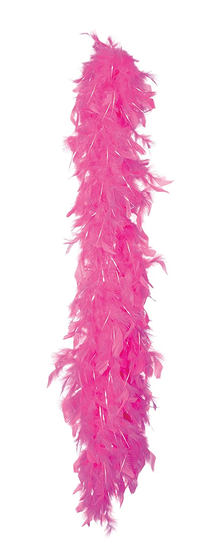 Boland 52666 Feather Boa 180 cm Chain Rainbow