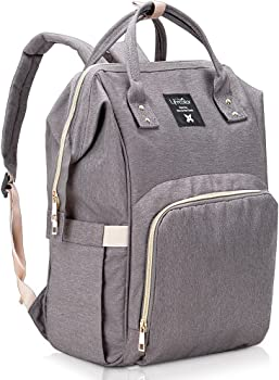 Lifecolor Waterproof Diaper Bag Backpack