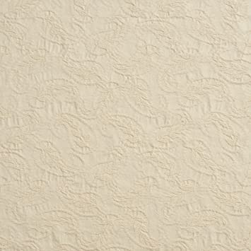 Amazon Com White Decorative Flover Tone On Tone 100 Cotton Damask