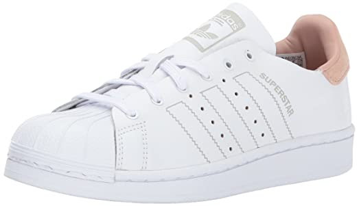 adidas Originals Womens Superstar Decon W White/White/White 5 Medium US